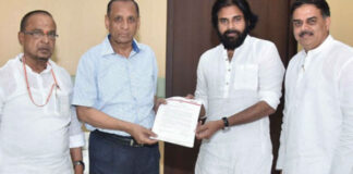 Pawan Kalyan Meets Governor