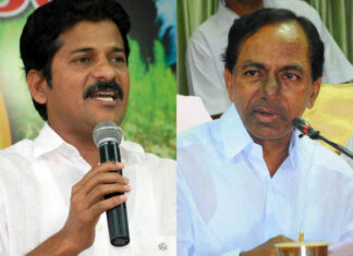 congress leader revanth reddy controversial comments on kcr