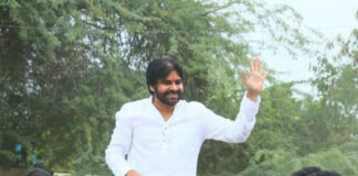janasena party chief pawan kalyan visits puttaparti for meet farmers