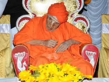 shivakumaraswami died