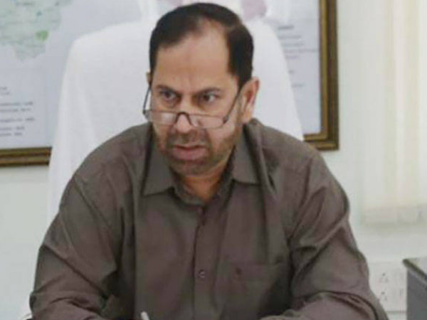 సంచలనం: వికారాబాద్ జిల్లా కలెక్టర్పై సస్పెన్షన్ వేటు! కాంగ్రెస్ ఫిర్యాదుతో ఈసీ చర్యలు…