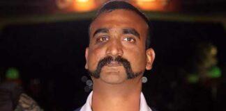 IAF officer Abhinandan Varthaman