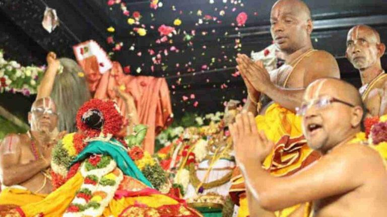 నేడు శ్రీరామ నవమి: భద్రాద్రిలో శోభాయమానంగా సీతారాముల కల్యాణం…