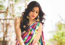 Rashmi Gautam Beautyfull Saree Photos, Rashmi Gautam Photos, Newsxpressonline
