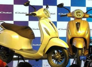 bajaj-auto-unveils-chetak-electric-scooter