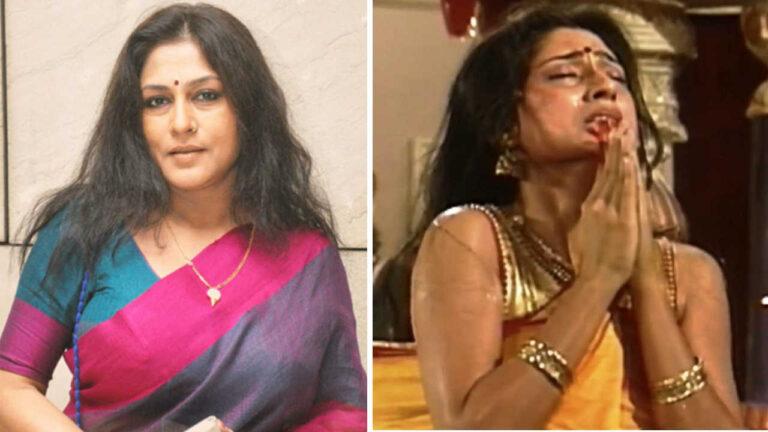 నిజ జీవితంలోనూ నాకు వస్త్రాపహరణం జరిగింది: 'టీవీ ద్రౌపది' రూపా గంగూలీ
