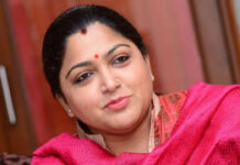 Actress Kushboo reaction on bollywood actor sushant singh rajput's suicide