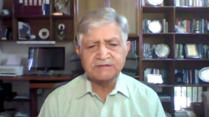 Indian Army Ex-Chief General VP Malik speaks on India-China faceoff at Galwan Valley