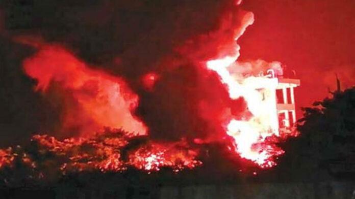 visakha-paravada-fire-accident