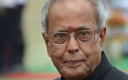 Central Government Announces Nation Mourns 7 Days as Former President of India Pranab Mukherjee Dies